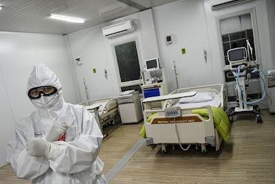 harus ke dokter era pandemi