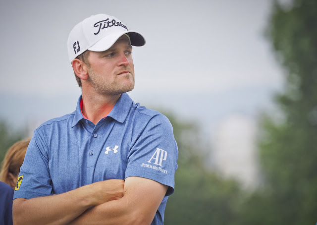 Bernd Wiesberger holds the unofficial European Tour record for most birdies in a row