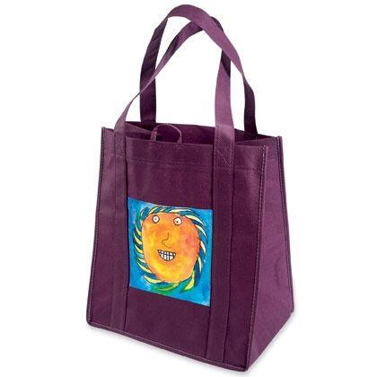 Kid's Art Shopping Bag