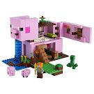 Minecraft The Pig House Regular Set