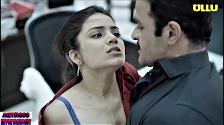 Palak Singh sexy scene - Paper s01ep01-03 (2020)