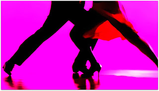 Tango - Carlos Saura (1998) - Pernas de Dançarinos de Tango