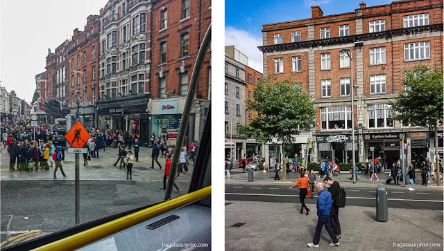 segurança em Dublin