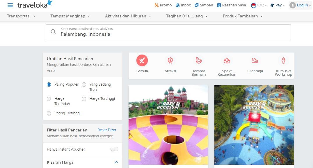 Mengulik Sisi Lain Kota Palembang dengan Traveloka Xperience