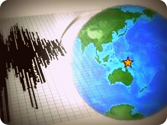 Gempa 3,5 Guncang Barat Laut Kabupaten Yalimo