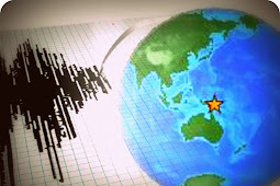 Gempa 4,6 SR Guncang Mamberamo Raya