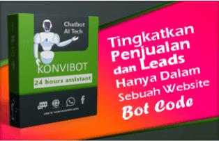 Konvibot Jasa Pembuatan Chatbot Terkini