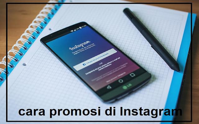 promosi di media sosial instagram