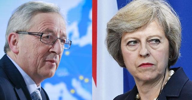 Juncker vuelve a liarla en la cumbre europea