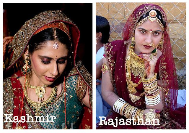 North India Wedding Jewellery Of Hindus