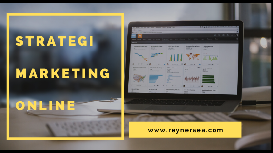 strategi marketing online