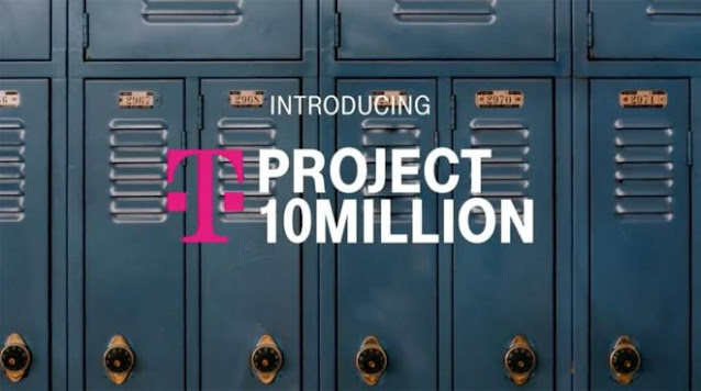 T-Mobile project 10 million wifi