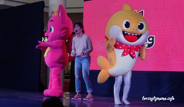 Pink Fong - Baby Shark - Robinsons Bacolod