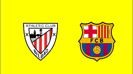 القنوات الناقلة لمباراة برشلونة و أتليتيكو بيلباو - كأس الملك