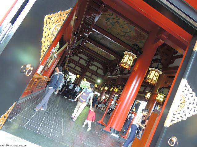 Salón Principal del Templo Sensoji