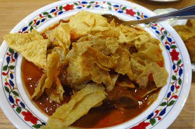 Nana Curry, mutton curry