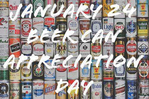 National Beer Can Appreciation Day Wishes For Facebook