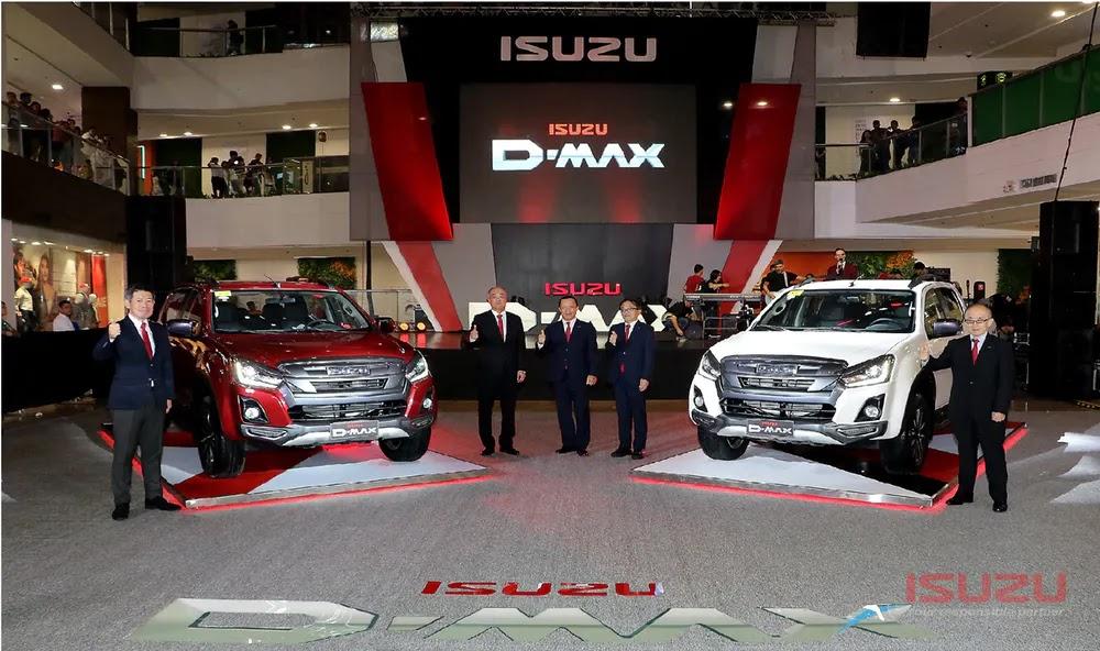 2020 Isuzu D-MAX LS-A