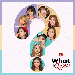 TWICE - WHAT IS LOVE Albümü