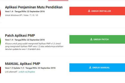 Panduan Apliaksi Pemetaan Mutu Pendidikan (PMP) Dapodikdasmen