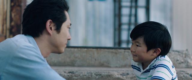 Steven Yeun Alan Kim Lee Isaac Chung | Minari A24