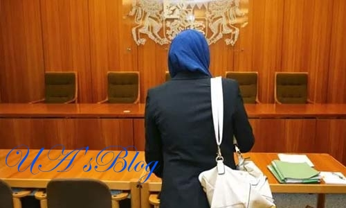Court upholds headscarf ban for Muslim lawyers in Germany