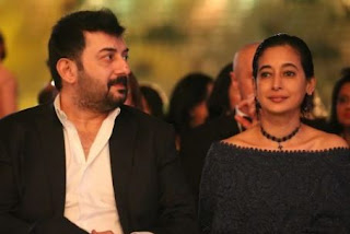 Arvind Swami Family Wife Parents children's Marriage Photos
