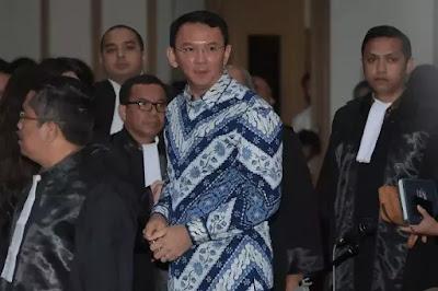 Dunia sorot vonis Ahok, Kemlu: hormati hukum Indonesia