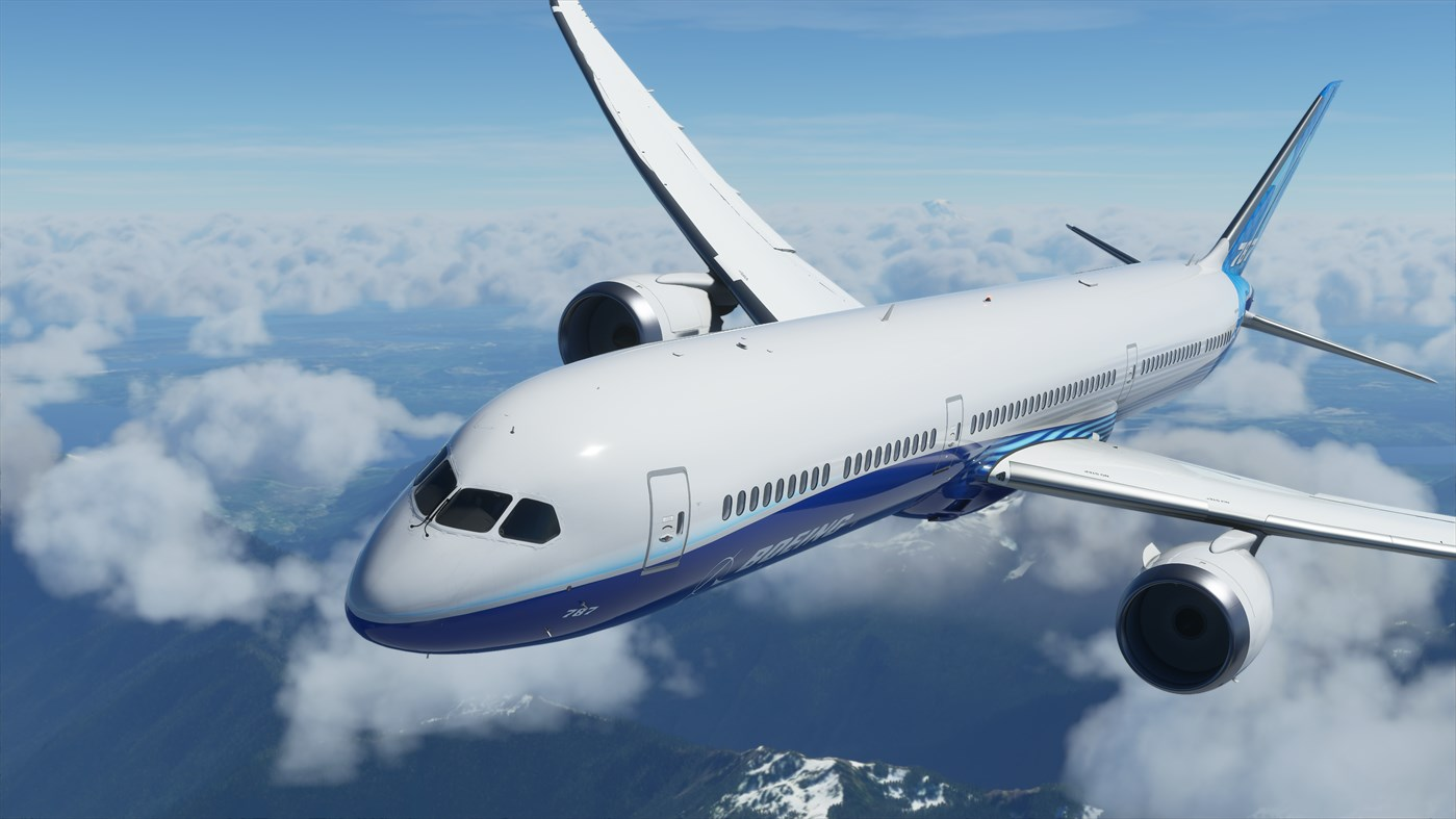 MFS 787-10 Dreamliner Preview Image