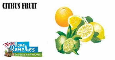 Home Remedies For Vaginal Odor: Citrus Fruit
