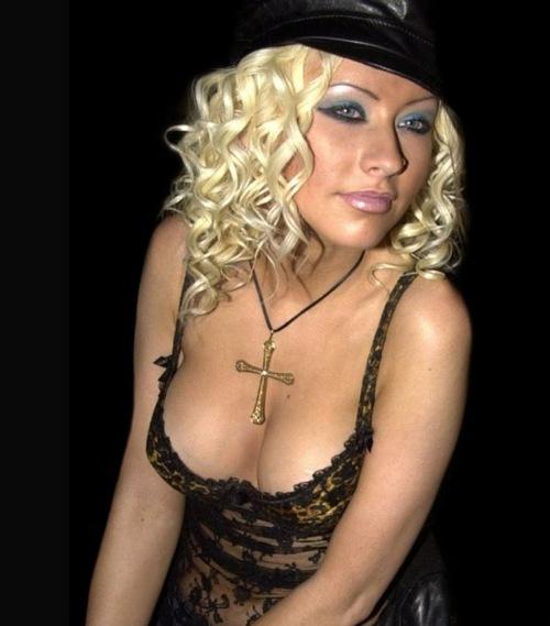 Christina aguilera nude - 1 5