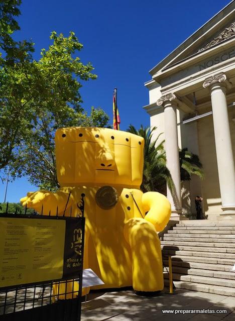museos poco visitados de Madrid