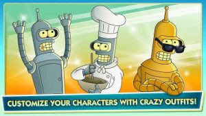 Futurama Worlds of Tomorrow Unlimited Money
