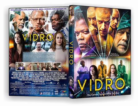 CAPA DVD – Vidro – DVD-R
