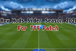 New Mods Sider Season 2020 For - PES 2017