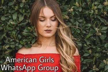 American girl Whatsapp group link