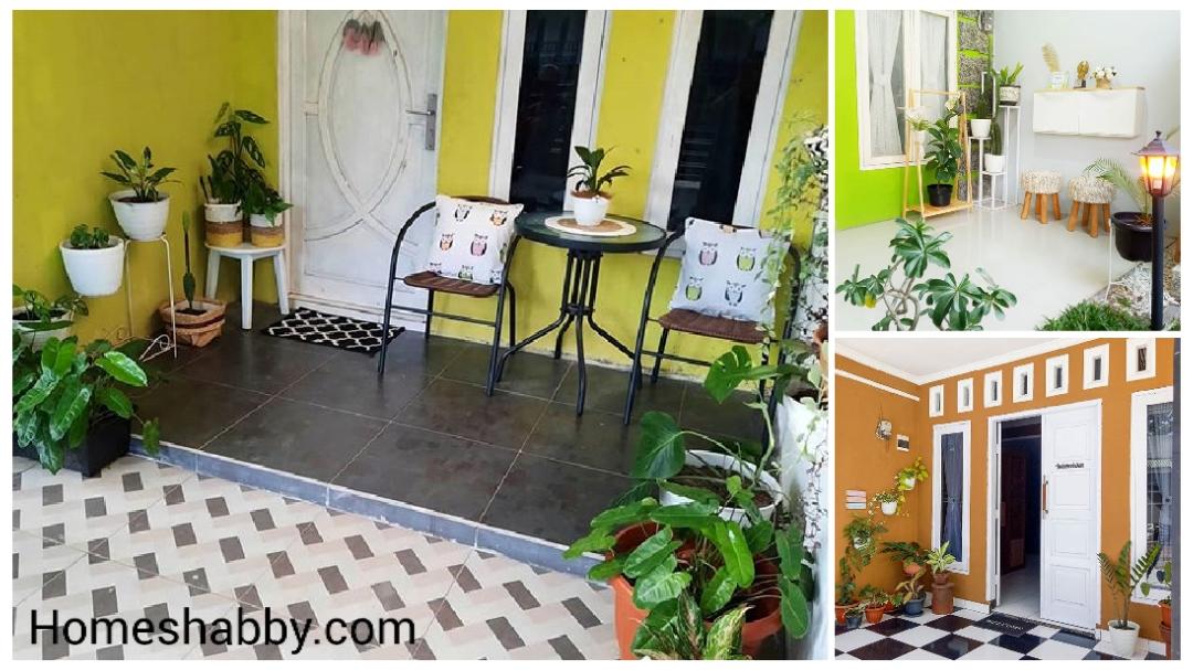Inspirasi Model Teras Rumah Type 36 Yang Hemat Biaya Homeshabby Com Design Home Plans Home Decorating And Interior Design