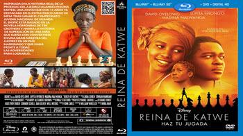 Queen Of Katwe - Reina de Katwe - Bluray