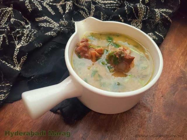 images of  Hyderabadi Marag Recipe /  Marag Recipe Hyderabadi / Hyderabadi Soup Recipe / Spicy Hyderabadi Mutton Soup
