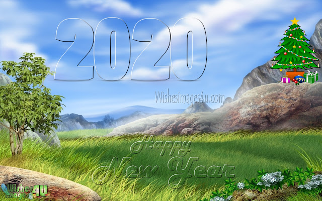 New Year 2020 HD Nature Photos