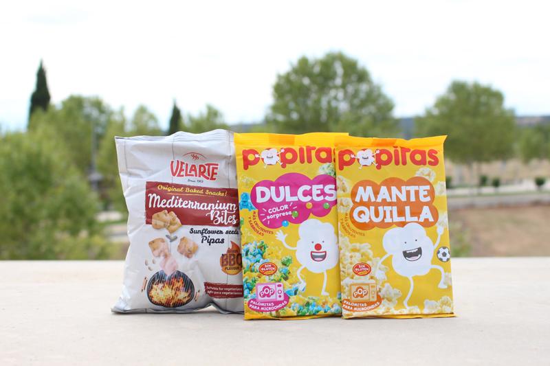 Disfrutabox snacks