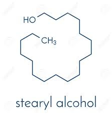 Cetostearyl alcohol occurs as white or cream-colored unctuous masses, flakes, pellets or granules