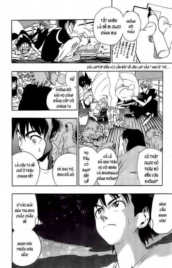 Eyeshield 21 chapter 80 trang 9