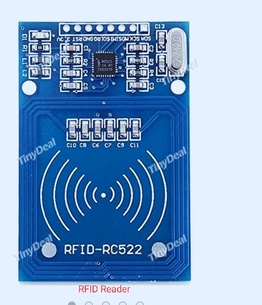 ESP32 with mfrc522: ESP32 with mfr522 electricalkida