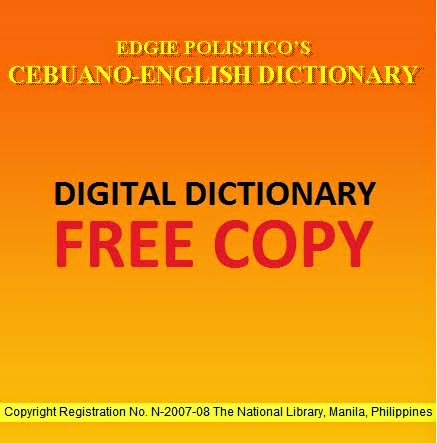 FREE Cebuano-English Dictionary