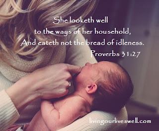 Proverbs 31:27