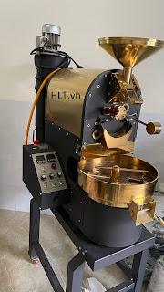 máy rang cà phê chuyên nghiệp Brotek