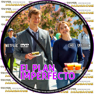 GALLETA EL PLAN IMPERFECTO - SET IT UP - 2018