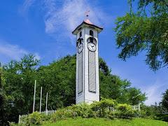 Wabak Demam Borneo Dan Sejarah Menara Jam Atkinson