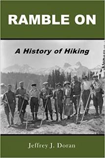 Announcing The Release of My New Book on The History of Hiking